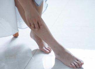 Jak dbać stopy