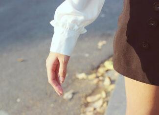 Krótkie spódnicospodnie