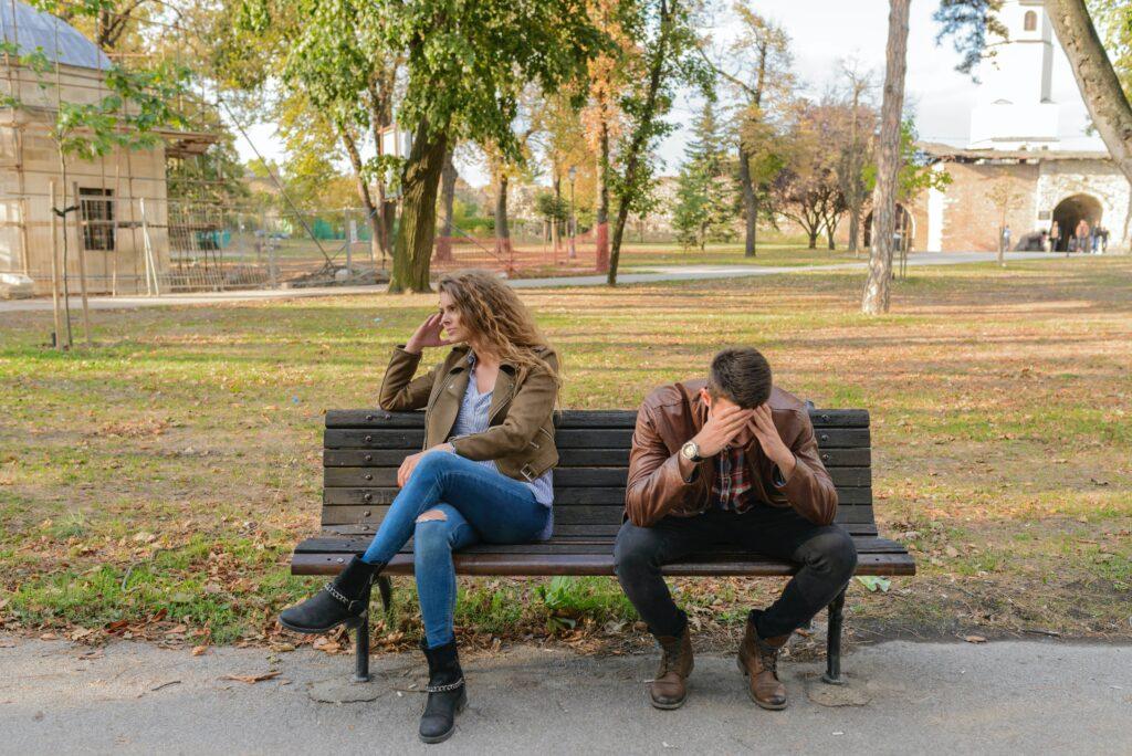 4 jeźdźcy apokalipsy, czyli oznaki wskazujące na rozpad związku