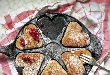 śniadanie do łóżka na Walentynki