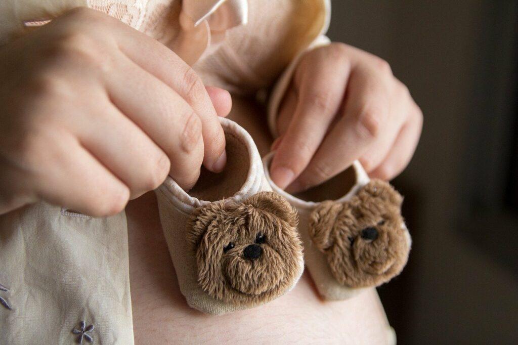 Początek menopauzy a ciąża