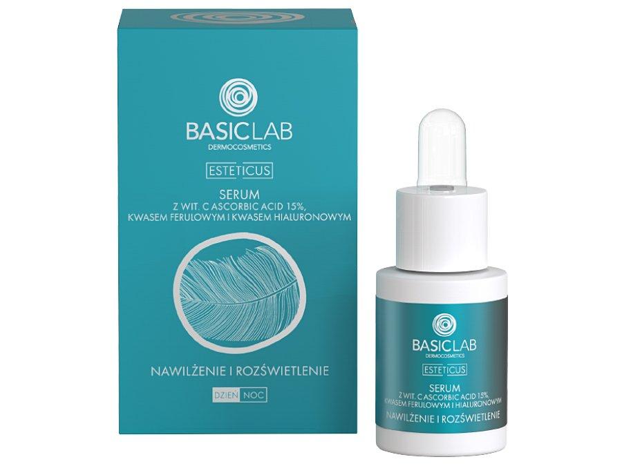 BasicLab - Esteticus - Nawilżenie i Rozświetlenie