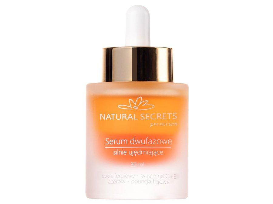 Natural Secrets - Serum Dwufazowe Silnie Ujędrniające