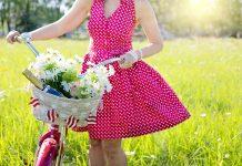 zalety sukienki