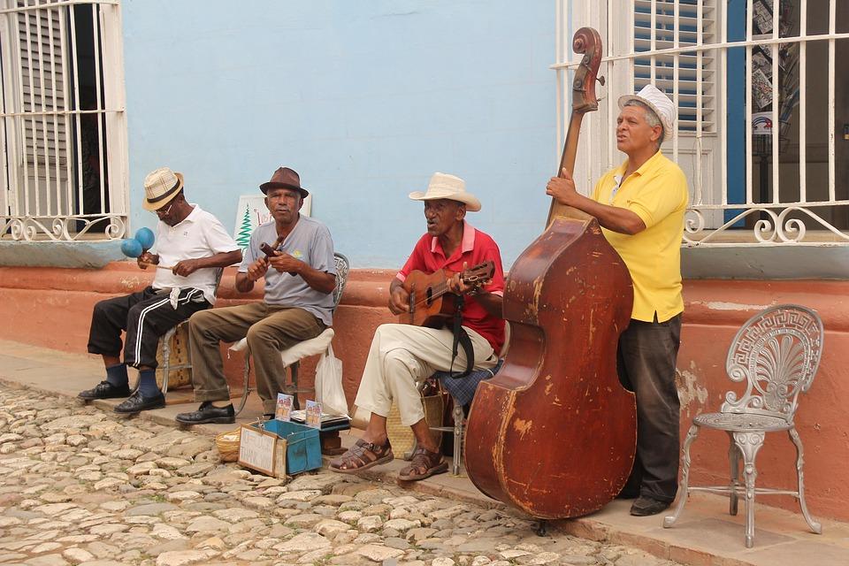 rytmy latino