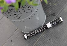 sephora biały eyeliner w pisaku