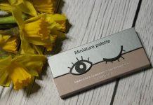 sephora miniaturowa paletka cieni do powiek