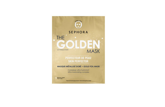 Sephora The Gold Mask