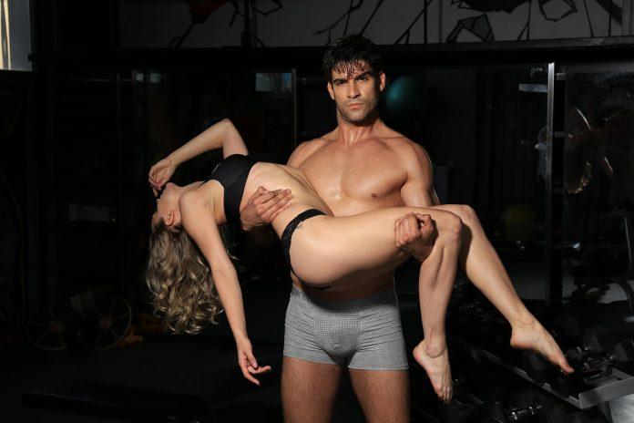 dziki seks