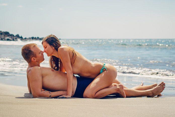 przytulanie podczas seksu