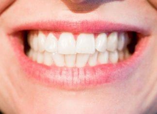 wpływ wapnia na zęby