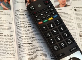 programy telewizyjne sprzed lat