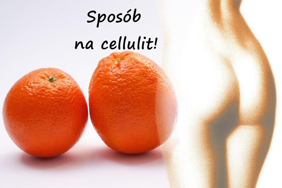 sposób na cellulit
