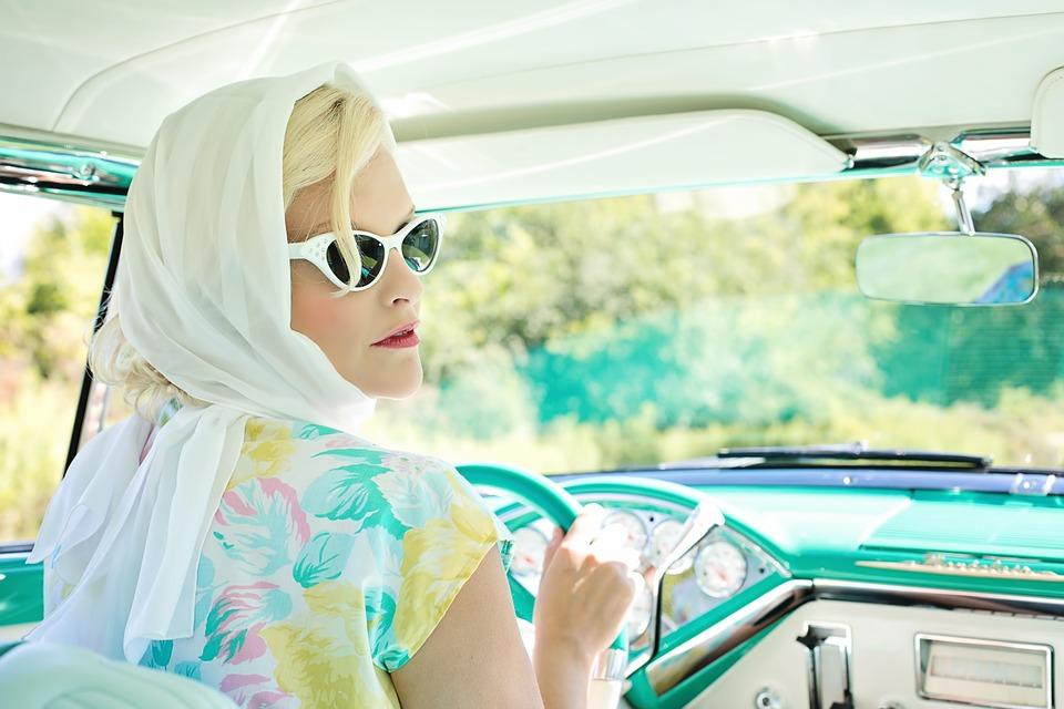 wyścigi samochodowe kobiet