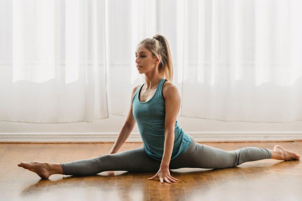 Poznaj 5 powodów, dla których warto ćwiczyć w domu!