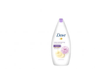 żel pod prysznic Dove słodki krem z piwonią